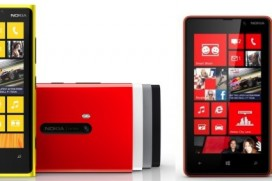 Nokia пуска Lumia 820 и 920 през ноември
