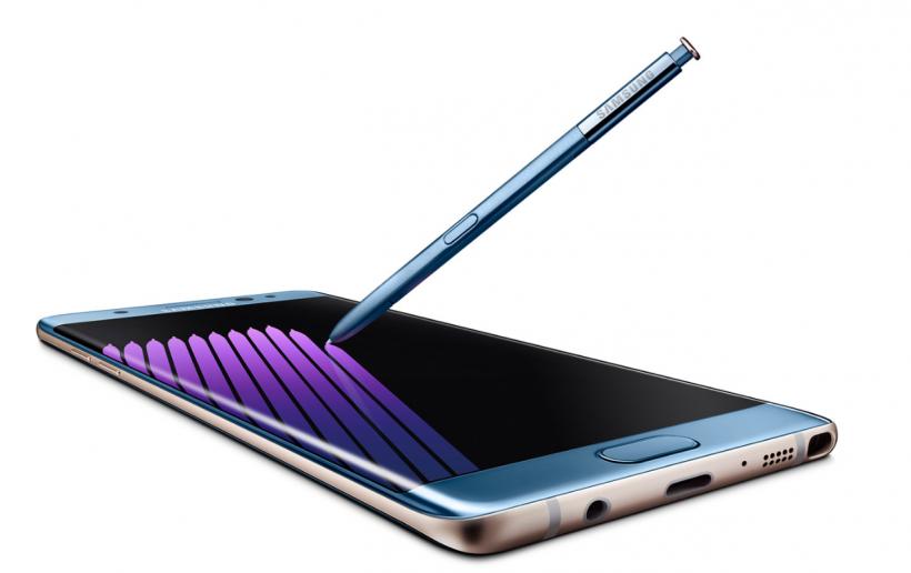 90 процента от потребителите избират отново  Samsung Galaxy Note7