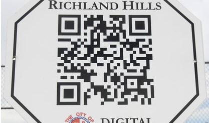Общински QR кодове