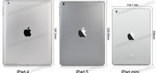 Ново видео разкрива детайли за Apple iPad 5