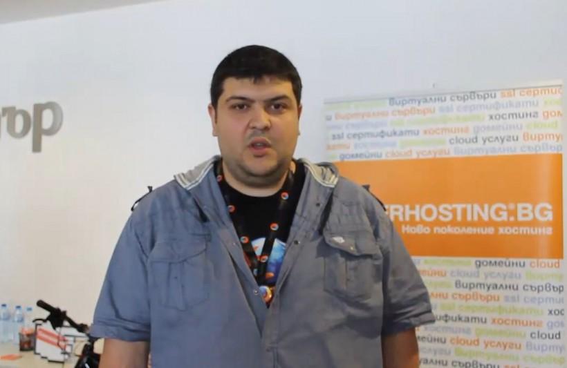 Bulgaria Web Summit 2014: Павел Иванов от Mozilla