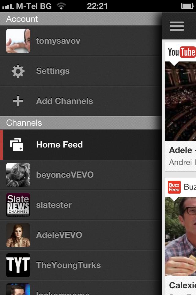 Google пуснаха свое YouTube приложение за iPhone