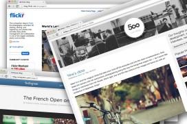 500px, Flickr и Instagram със страхотни блогове