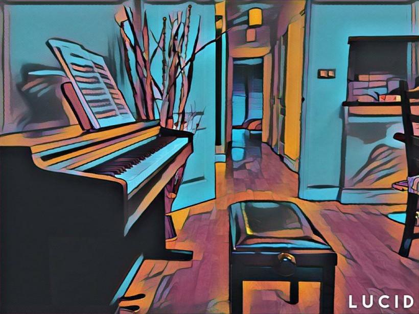 Lucid е българско мобилно приложение, което променя снимките ни в стила Пикасо и Ван Гог