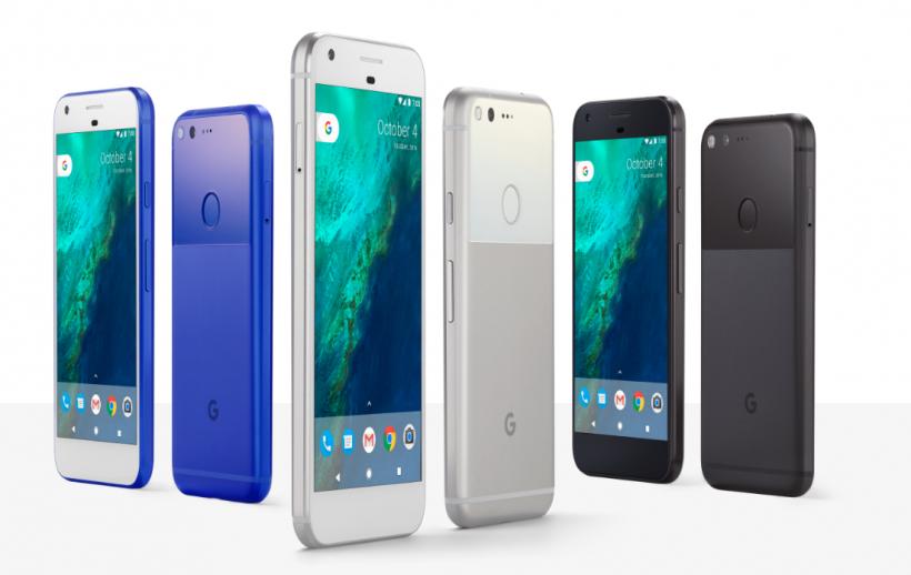 Google представи новите смартфони Pixel и Pixel XL
