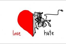 Превърнете хейта в любов