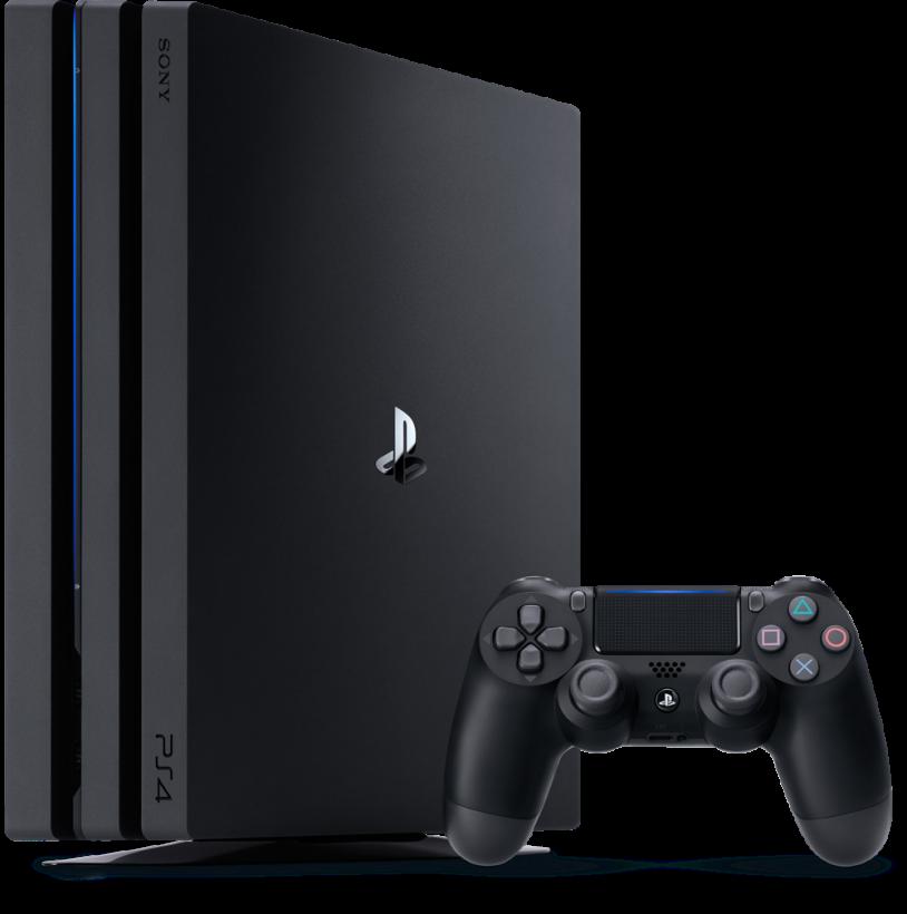 Поглед към гейм конзолата PlayStation 4 Pro