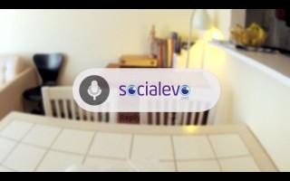 Първото видео с Google очила