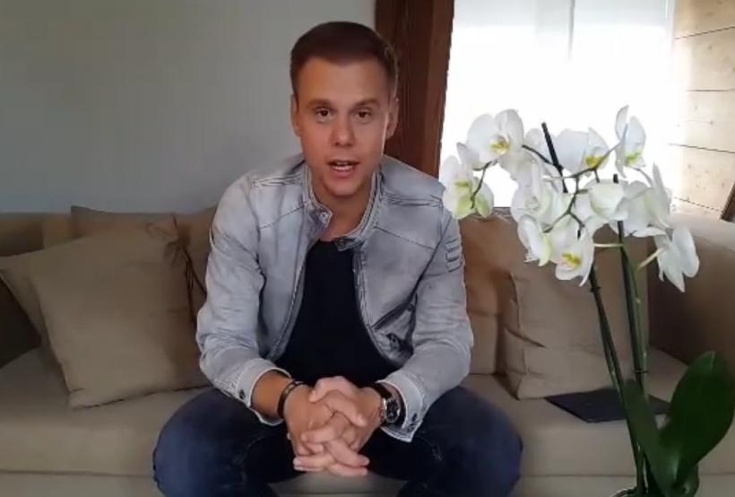 DJ Армин ван Бюрен изрази подкрепа към българска организация