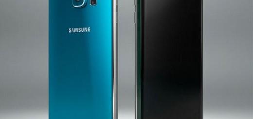 Синият Galaxy S6 и зеленият Galaxy S6 edge от Samsung са вече тук
