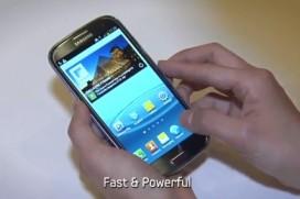 Samsung Galaxy S III и Flipboard