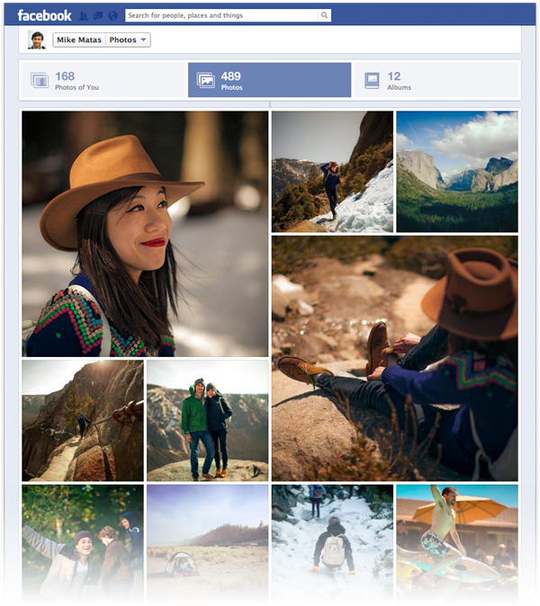 Видяхте ли по-красивите големи снимки във Facebook?