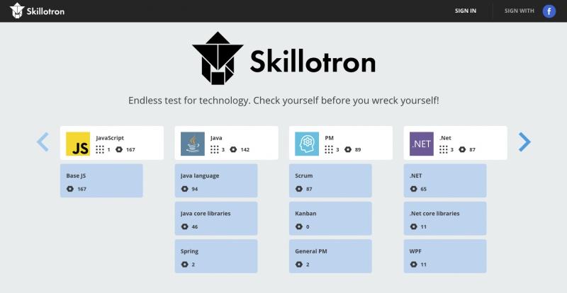 skillotron