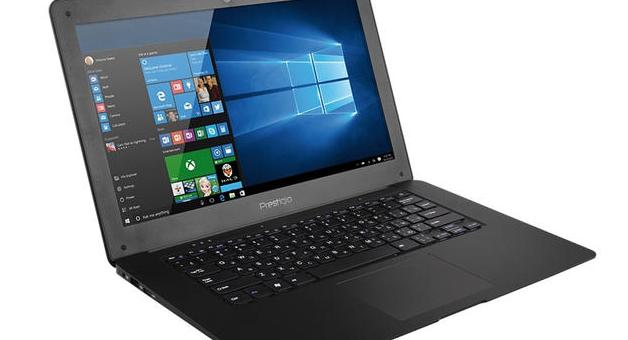Prestigio SmartBook 141A03 се предлага ексклузивно от Мтел