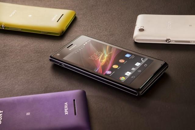 Xperia M – най-доброто от Sony в свързаността и дизайна