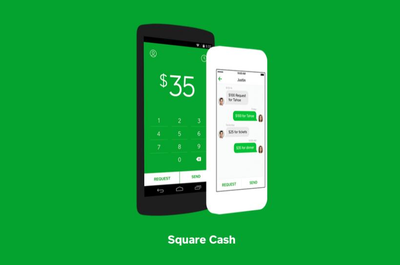 Да пращаш пари по Bluetooth с Cash от Square