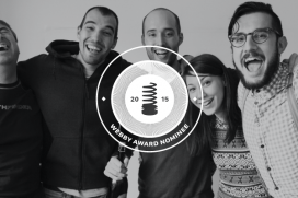 Българо-датското мобилно приложение, Swipes е номинирано за една от най-престижните награди в Интернет - The Webby Awards
