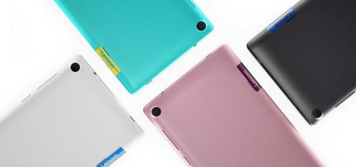 Премиера таблетите Tab3 7, Tab3 8 и Tab3 10 Business от Lenovo в Барселона