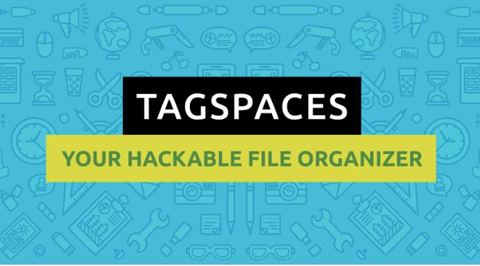 TagSpaces - Локален файлов навигатор извън облака на независимия потребител