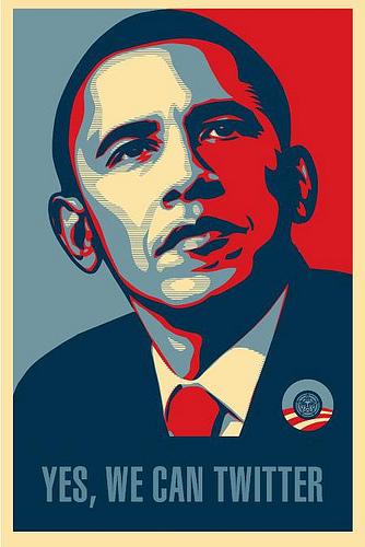 Тайните зад успеха на Барак Обама в социалните мрежи в