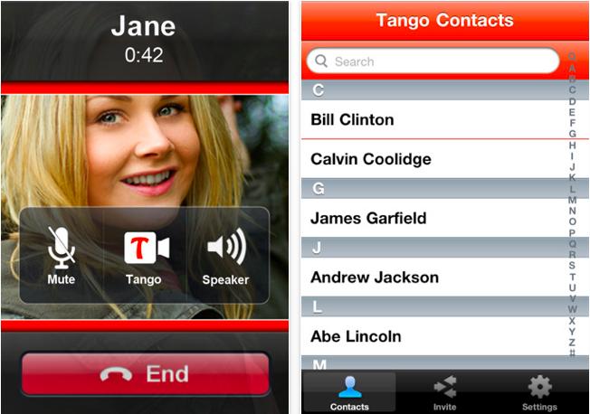 tango skype