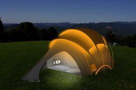 Нова ера за палатките и къмпингарите