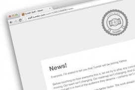 Стига новини за Tumblr и Yahoo! Време е за една история за Tumblr