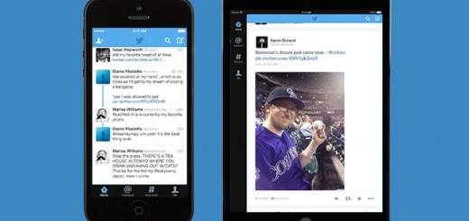 Twitter за iOS 7