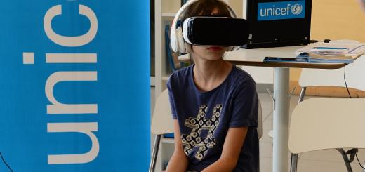 Samsung подкрепи 3D експедиция на УНИЦЕФ и ИКЕА