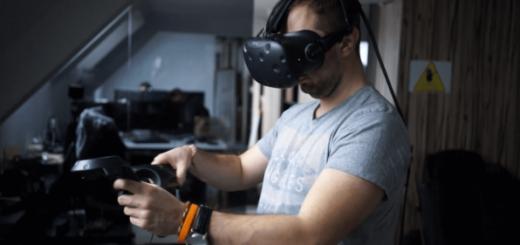 Български разработчици показаха работещ прототип на безжичен HTC Vive