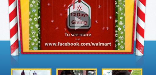Walmart помага на социални организации чрез Facebook