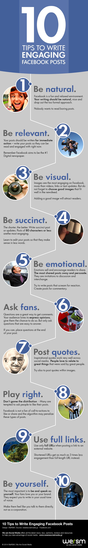 10 бързи съвети за ангажиращи Фейсбук публикации