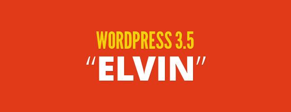 Wordpress 3.5 вече е онлайн. Ъпдейтвайте!